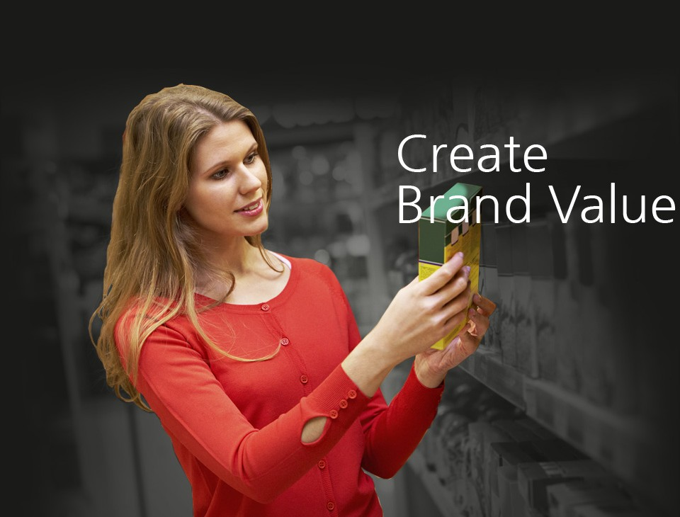 Create Brand Value