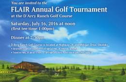 Flair Annual Golf Tournament 2016 개최