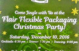 2016 Flair Christmas Party!