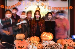2020 Flair Korea Halloween